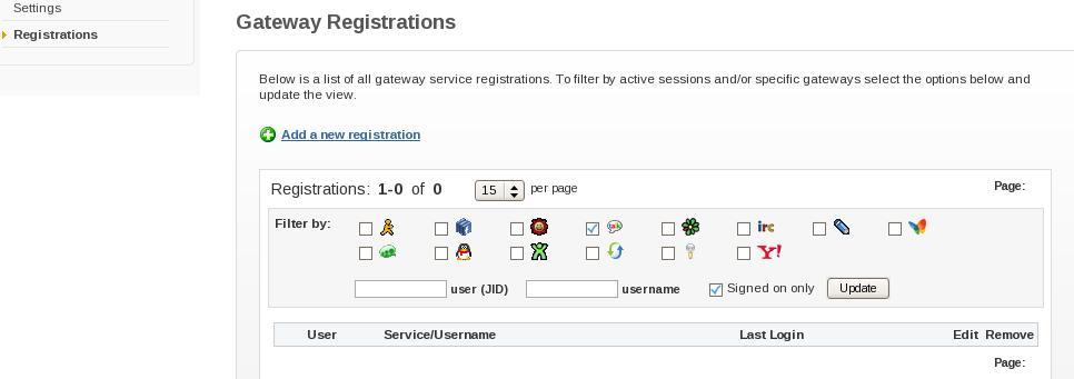 IM Gateway registration fig 7