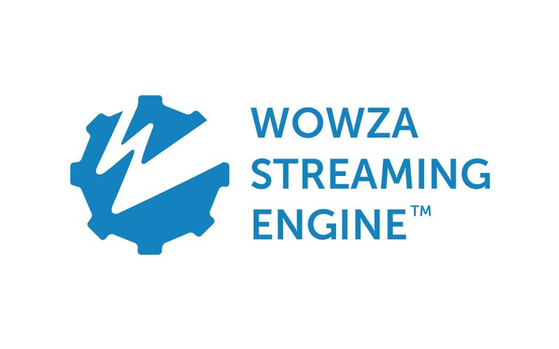 wowza streaming engine logo